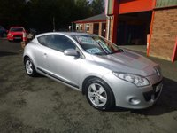 USED 2012 RENAULT MEGANE 1.5 DYNAMIQUE TOMTOM DCI ECO 3d 110 BHP