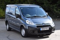 2014 CITROEN DISPATCH 1.6 1000 L1H1 ENTERPRISE HDI AIR CON 6d 89 BHP SWB DIESEL MANUAL VAN  £6850.00