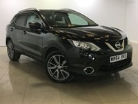 USED 2014 64 NISSAN QASHQAI 1.6 DCI TEKNA 5d AUTO 128 BHP One Owner From New/Huge Spec