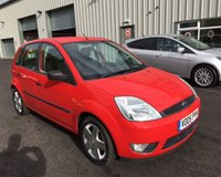 USED 2005 05 FORD FIESTA 1.4 ZETEC CLIMATE THIS VEHICLE IS AT SITE 2 - TO VIEW CALL US ON 01903 323333