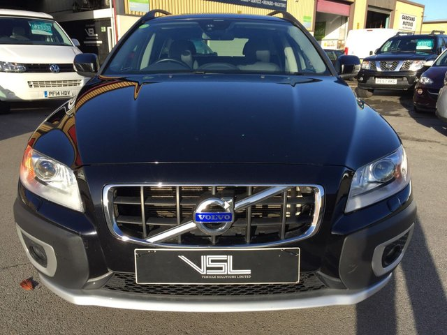 2013 13 VOLVO XC70 2.4 D4 SE LUX AWD 5 Door AUTO 161 BHP