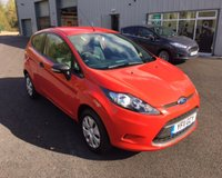 USED 2011 11 FORD FIESTA 1.25 STUDIO 3d THIS VEHICLE IS AT SITE 1 - TO VIEW CALL US ON 01903 892224