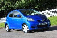 2009 TOYOTA AYGO 1.0 BLUE VVT-I 5d 67 BHP £2991.00