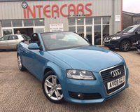 USED 2009 09 AUDI A3 1.6 MPI SPORT 2d 101 BHP ONLY 2 LOCAL OWNERS FROM NEW