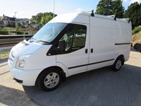 USED 2012 12 FORD TRANSIT 2.2 280 LIMITED 1d 124 BHP