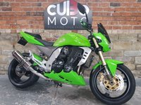USED 2005 05 KAWASAKI Z1000 A3H  Beowulf Exhausts