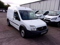 USED 2012 62 FORD TRANSIT CONNECT 1.8 T230 HR 90 BHP