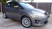 USED 2013 63 FORD C-MAX 1.6 TITANIUM TDCI 5dr £30/yr Tax, Great Spec