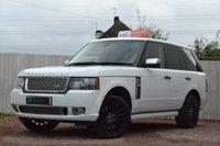 2011 LAND ROVER RANGE ROVER 4.4 TDV8 VOGUE 5d AUTO 313 BHP £22000.00