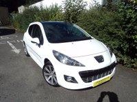 2010 PEUGEOT 207 1.6 GTI THP 3d 175 BHP £4988.00