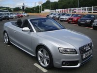 USED 2011 11 AUDI A5 3.0 S5 TFSI QUATTRO 2d 329 BHP Sat Nav, AMI Music Interface, B&O Bang & Olufsen plus more. Just Audi serviced