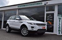 USED 2014 64 LAND ROVER RANGE ROVER EVOQUE 2.2 SD4 PURE TECH 5d 190 BHP Please See Our Other Vehicles on Our Website at www.hamcarcentre.co.uk