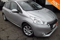 USED 2014 64 PEUGEOT 208 1.2 ACTIVE 5d 82 BHP GREAT EXAMPLE