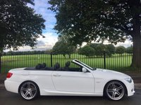 USED 2010 60 BMW 3 SERIES BMW 320I M SPORT AUTO CONVERTIBLE