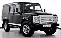 USED 2012 12 LAND ROVER DEFENDER 110 2.2 TD XS Utility Station Wagon 5dr £23,495 + VAT = £28,194!