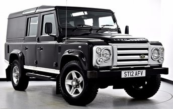 2012 LAND ROVER DEFENDER 110 2.2 TD XS Utility Station Wagon 5dr £23750.00