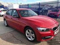 2013 BMW 3 SERIES 1.6 316I SPORT 4d 135 BHP £11995.00
