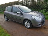 USED 2010 60 RENAULT CLIO 1.1 I-MUSIC 16V 5d 75 BHP **1 OWNER**STUNNING DRIVE**LOW MILEAGE**