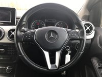 USED 2014 14 MERCEDES-BENZ B CLASS 1.5 B180 CDI BLUEEFFICIENCY SPORT 5d AUTO 107 BHP