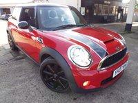 2007 MINI HATCH COOPER 1.6 COOPER S 3d 172 BHP £3995.00