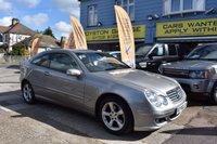 2007 MERCEDES-BENZ C CLASS 2.1 C200 CDI SE SPORTS 3d AUTO 121 BHP £3299.00