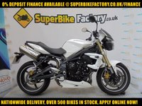 USED 2012 12 TRIUMPH STREET TRIPLE 675 GOOD & BAD CREDIT ACCEPTED, OVER 500+ BIKES IN STOCK