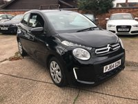 2015 CITROEN C1 1.0 FEEL 3dr 68 BHP £4250.00