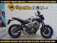 USED 2015 15 YAMAHA MT-09 ABS  GOOD & BAD CREDIT ACCEPTED, OVER 500+ BIKES IN STOCK