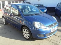 2008 FORD FIESTA 1.2 STYLE 16V 5d 78 BHP £3295.00