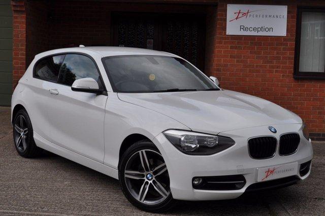 2013 13 BMW 1 SERIES 1.6 116I SPORT 3d 135 BHP