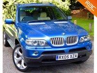 USED 2005 05 BMW X5 4.4 SPORT 5d AUTO 316 BHP