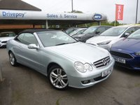 2007 MERCEDES-BENZ CLK}