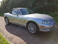 USED 2003 53 MAZDA MX-5 1.8 SPORT 2d 144 BHP **SUPERB DRIVE**LOOKS GREAT**2 OWNERS**