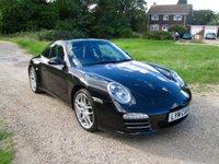 2009 PORSCHE 911 3.6 TARGA 4 PDK 2d AUTO 345 BHP £38990.00