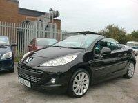 2010 PEUGEOT 207 1.6 CC GT 2d 120 BHP £3995.00