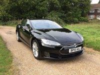 USED 2015 15 TESLA MODEL S 0.0 AUTO 5d AUTO 285 BHP Supercharger, Drive Assist