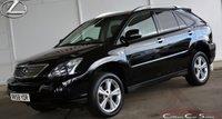 USED 2008 58 LEXUS RX 400h 3.3 SR 5 DOOR AUTO 208 BHP