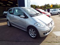 USED 2006 06 MERCEDES-BENZ A CLASS 1.5 A150 AVANTGARDE SE 3d 94 BHP FREE 12 MONTH AA ROADSIDE RECOVERY INCLUDED
