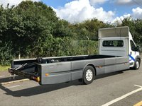 USED 2012 12 PEUGEOT BOXER 440 3.0HDI 155 BHP LOW CHASSIS SPECIALIST SKELETON IDEAL BOAT CARRIER +AIR-CON+1 OWNER+ONLY 29K+