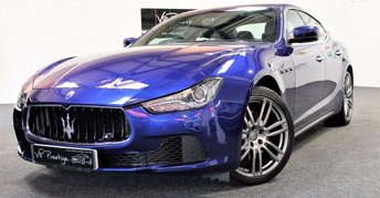 2014 MASERATI GHIBLI 3.0 DV6 4d AUTO 275 BHP £SOLD