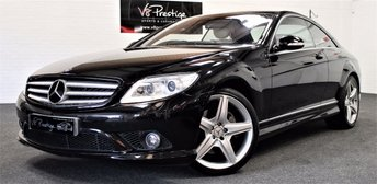 2009 MERCEDES-BENZ CL