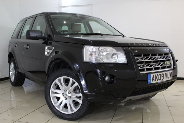 View our 2009 09 LAND ROVER FREELANDER 2.2 TD4 HSE 5DR AUTOMATIC 159 BHP