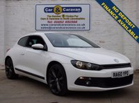 USED 2010 60 VOLKSWAGEN SCIROCCO 2.0 GT 3d 211 BHP Full Leather Heated Seats GT 0% Deposit Finance Available