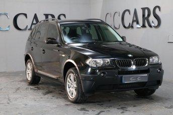 2006 BMW X3 2.0 D SE 5d 148 BHP £5995.00