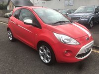 USED 2010 60 FORD KA 1.2 GRAND PRIX 3d 69 BHP PRICE INCLUDES A 6 MONTH AA WARRANTY DEALER CARE EXTENDED GUARANTEE, 1 YEARS MOT AND A OIL & FILTERS SERVICE. 12 MONTHS FREE BREAKDOWN COVER