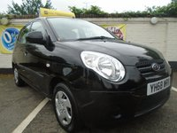 USED 2009 58 KIA PICANTO 1.0 12V 5d 61 BHP GUARANTEED TO BEAT ANY 'WE BUY ANY CAR' VALUATION ON YOUR PART EXCHANGE