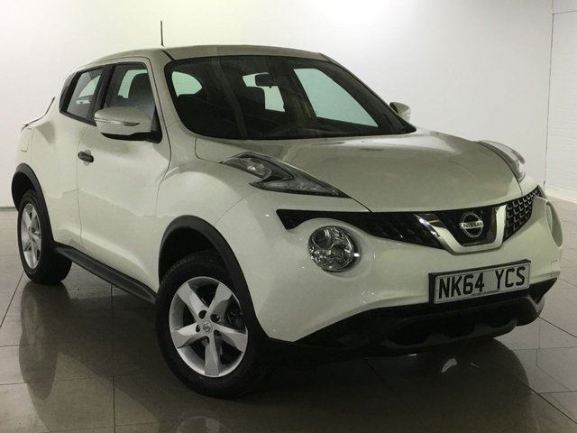 View our 2014 64 NISSAN JUKE 1.6 VISIA 5d 94 BHP