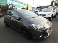 USED 2015 15 VAUXHALL CORSA 1.2 LIMITED EDITION 3d 69 BHP JUST ARRIVED TEST DRIVE TODAY