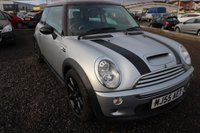 USED 2005 55 MINI HATCH COOPER 1.6 COOPER S 3d 168 BHP CLEARANCE AS IS . NOT AVAILABLE ON FINANCE.