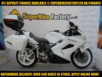 USED 2011 61 HONDA VFR800F 800CC 0% DEPOSIT FINANCE AVAILABLE GOOD & BAD CREDIT ACCEPTED, OVER 500+ BIKES IN STOCK
